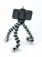 Mini tripé flexível