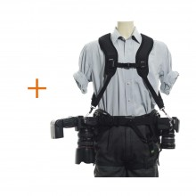KIT SHOTKAM DUAL + DUAL STRAP