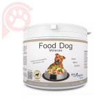 COMPLEMENTO ALIMENTAR FOOD DOG MINERAIS 100G