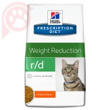 HILLS PRESCRIPTION DIET FELINE R/D 1,81KG