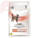 PRO PLAN CAT VETERINARY DIETS OVERWEIGHT OM (OBESIDADE) 1,5KG