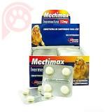 MECTIMAX 12 MG CARTELA 4 COMPRIMIDOS