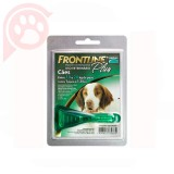 ANTIPULGAS E CARRAPATOS FRONTLINE PLUS CÃES M