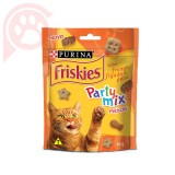 FRISKIES PARTY MIX PETISCOS FRANGO FÍGADO E PERU 40G
