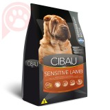 CIBAU CANINE ADULT MEDIUM & MAXI SENSITIVE LAMB 12KG