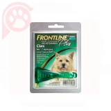 ANTIPULGAS E CARRAPATOS FRONTLINE PLUS CÃES P