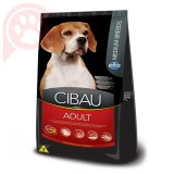CIBAU CANINE ADULT MEDIUM 15KG