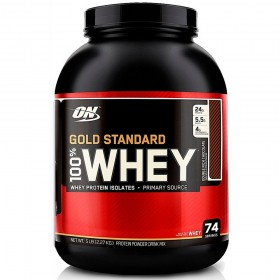 Gold Stantard 100% Whey Protein (2270g) - Optimum