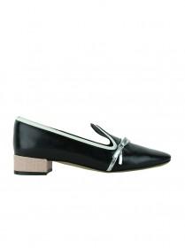 Sapato Christian Dior Couro Laço 36