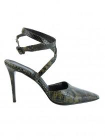 Sapato Donna Karan Python Salto 37