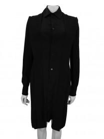 Vestido Jean Paul Gaultier Femme Tecido Preto