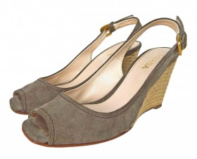 Sapato anabella PRADA 36 Brasil / 37 Sola castor