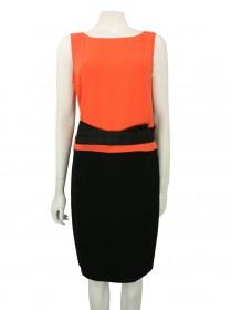 Vestido Prada Tecido Bicolor 40