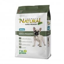 Fórmula Natural Cães Filhotes Mini 20kg