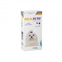 Bravecto Cães 2 a 4,5kg