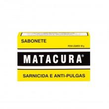 Sabonete Matacura Sarnicida e Anti Pulgas 80g