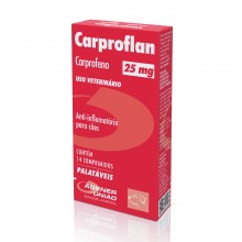 Carproflan 25mg c/ 14 Comp.