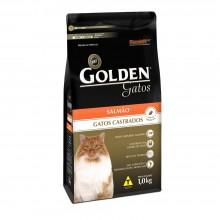 Golden Gatos Castrados Salmão 1kg