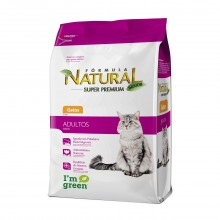 Fórmula Natural Gatos Adultos 7kg
