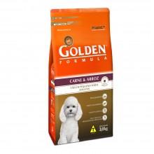 Golden Cães Carne MB 3kg