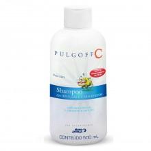 Pulgoff C Shampoo Antipulgas/ Carrapatos 500ml