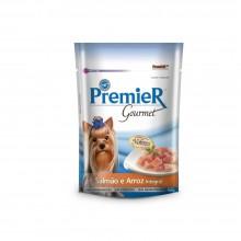 Premier Gourmet Sachê Cão Salmão e Arroz 100g
