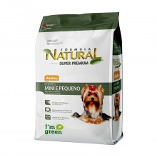 Fórmula Natural Cães Adultos Mini 2,5kg