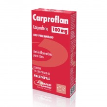 Carproflan 100mg  c/ 14 Comp.