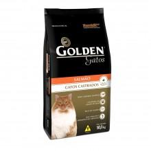 Golden Gatos Castrados Salmão 10,1kg