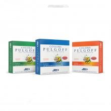 Coleira Pulgoff - P 30cm