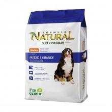 Fórmula Natural Cães Adultos de Portes Médios e Grandes 15kg