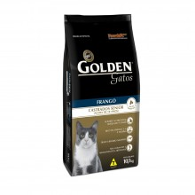 Golden Gatos Castrados Sênior 10,1kg
