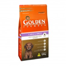 Golden Cães Carne Filhotes MB 1kg