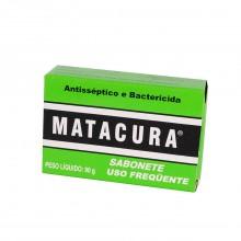 Sabonete Matacura Antisséptico e Bactericida 90g