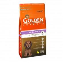 Golden Cães Carne Filhotes MB 3kg