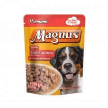 Magnus Sachê Cães Carne 85g