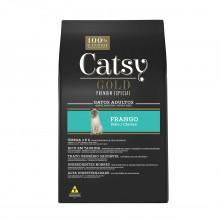 Catsy Gold Adultos Frango 10,1kg