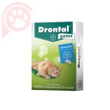 VERMÍFUGO DRONTAL GATOS