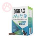 SUPLEMENTO OGRAX ARTRO 10 PARA CÃES E GATOS