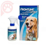 ANTIPULGAS E CARRAPATOS FRONTLINE SPRAY 250ML