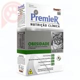 PREMIER GATOS NUTRIÇÃO CLÍNICA OBESIDADE 500G