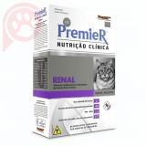 PREMIER GATOS NUTRIÇÃO CLÍNICA RENAL 500G