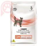 RAÇÃO PRO PLAN CAT VETERINARY DIETS OVERWEIGHT OM (OBESIDADE) 1,5KG