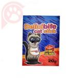 DELICIBIFE CAT STICK ATUM E SALMÃO 20G