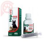 Suplemento Hepático para Cães e Gatos Hepvet Suspensão - Mercearia do Animal - Seu Pet de Ofertas.