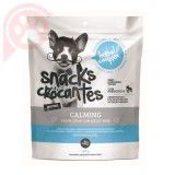 BISCOITOS PARA CÃES THE FRENCH CO SNACKS CROCANTES CALMING 150G