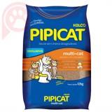 GRANULADOS SANITÁRIOS PIPICAT MULTI-CAT 12KG