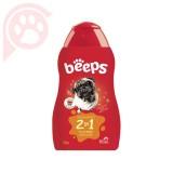 SHAMPOO BEEPS 2 EM 1 CHEIRINHO MELANCIA 500ML