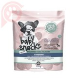 BISCOITOS PARA CÃES THE FRENCH CO FILHOTES BABY SNACKS 120G