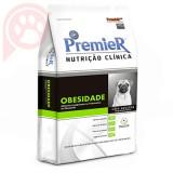 RAÇÃO PREMIER CÃES PORTE PEQUENO NUTRIÇÃO CLÍNICA OBESIDADE 2KG
